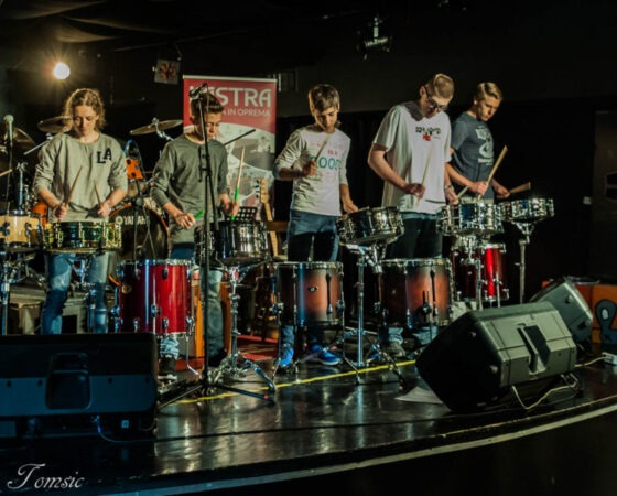 Nastop učencev 2016-Foto