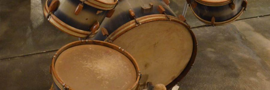 Bobnarski Set Skozi Zgodovino Glasbe